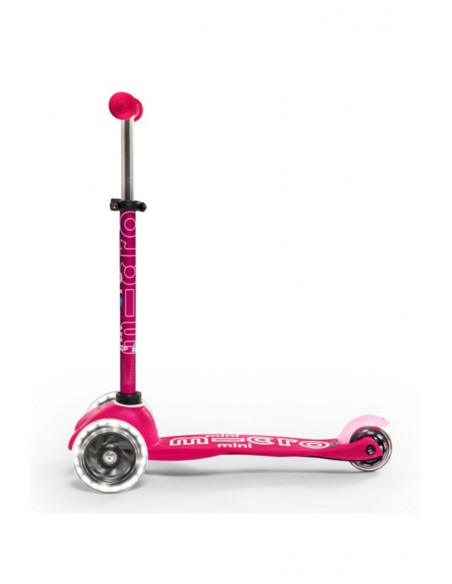 Venta mini micro deluxe rosa led