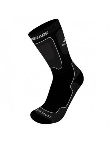 rollerblade  performance socks black - grey