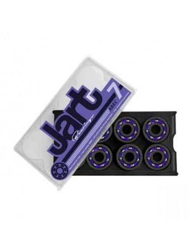 jart abec 7 bearings | 8 pack