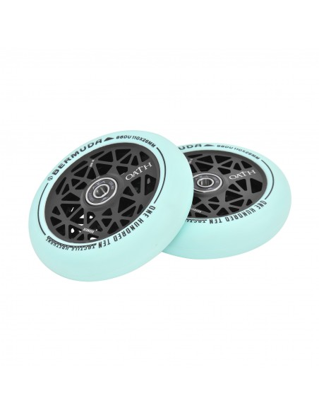 Comprar oath wheel bermuda 110mm teal-black