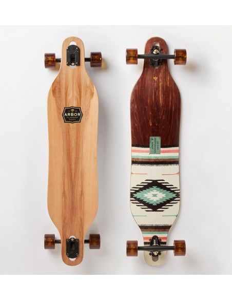 """arbor performance flagship 2 axis 37"""" 