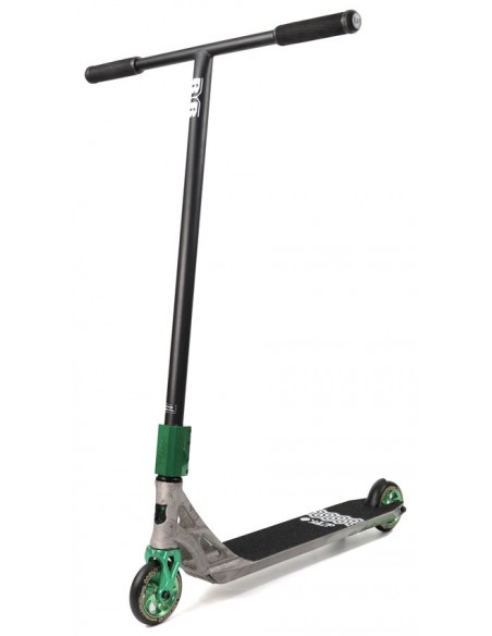 addict blacksmith deck + raptor chromoly t bar | slide scooter custom