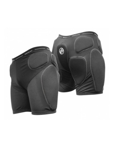 powerslide protective shorts jr - xs