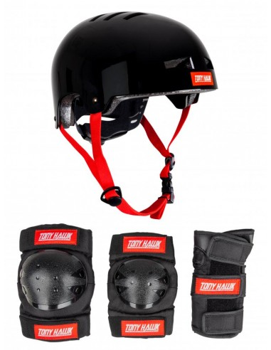 tony hawk protetive set helmet & padset