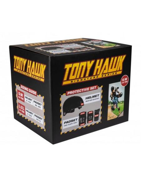 Comprar tony hawk protective set helmet & padset