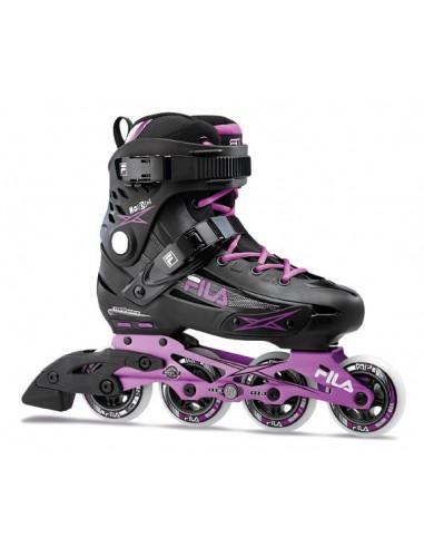 fila skates madame houdini | black-violet