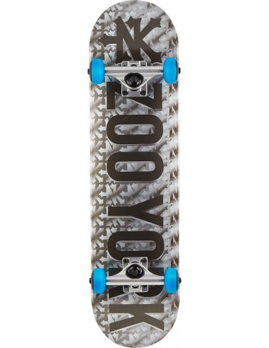 "zoo york logo 7.625"" diamond plate 