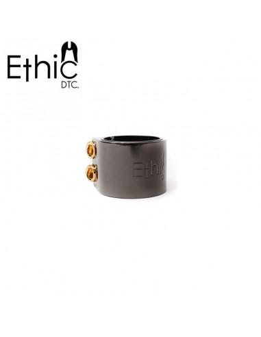 ethic dtc basic alu clamp | black chrome
