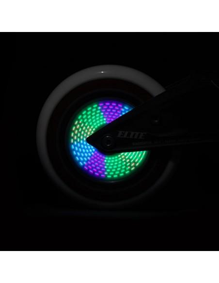 Venta rueda powerslide graphix 125mm | colorful