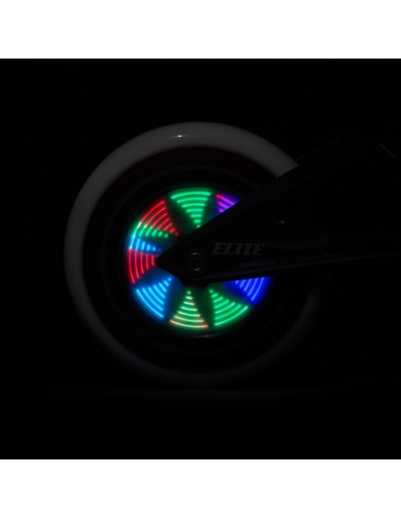 Tienda de powerslide graphix wheel 125mm | colorful