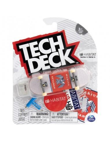 tech deck habitat marius serie 11   fingerboard