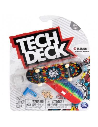 tech deck element colors serie 12 | fingerboard