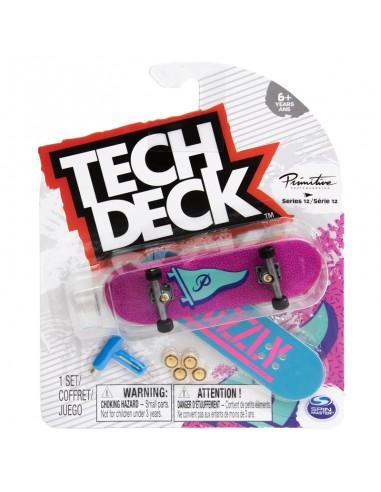 tech deck primitive serie 12 | fingerboard
