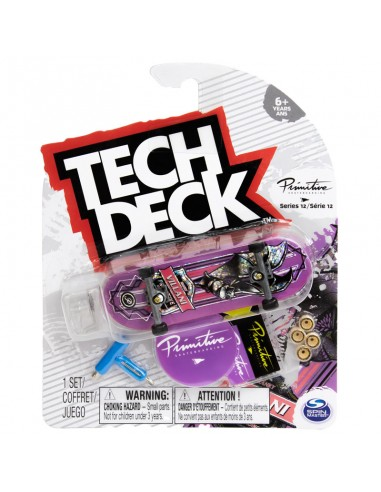 tech deck primitive vilani serie 12 | fingerboard