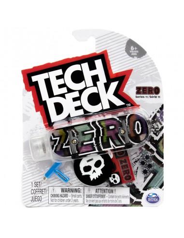 tech deck zero logo serie 11 | fingerboard
