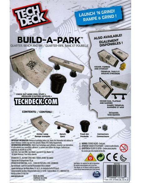 Comprar tech deck ramps | fingerskate skatepark