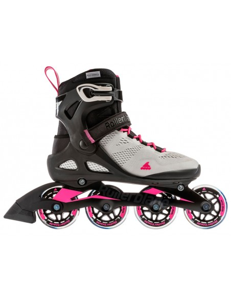 Comprar copy of rollerblade macroblade 80 w | light grey-pink