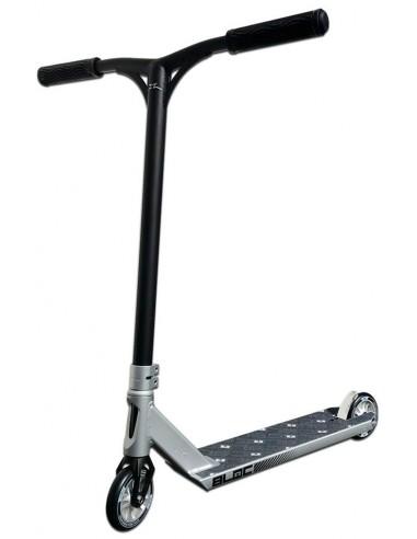 ao scooter bloc   plateado