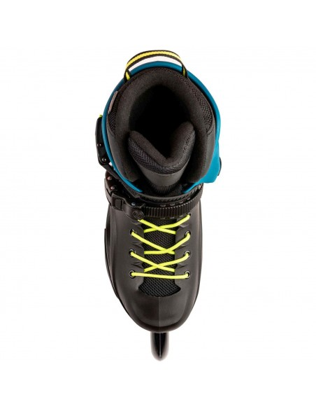 Producto rollerblade rb 110 3wd black - oil blue