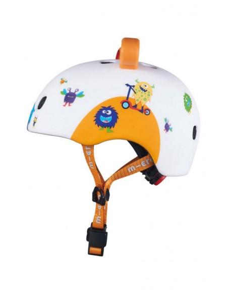 Oferta micro monster 3d helmet | led