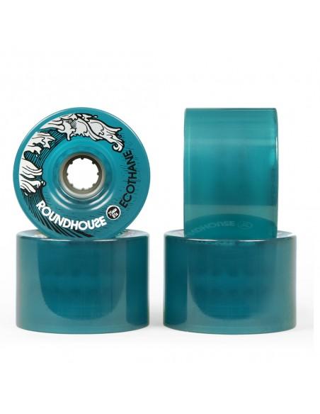 Comprar carver eco-mag aqua wheels 75mm 81a | 4 pack