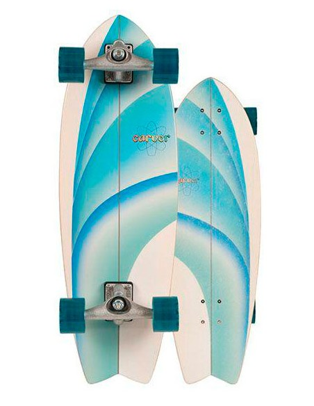 2020 | carver emerald peak 30"