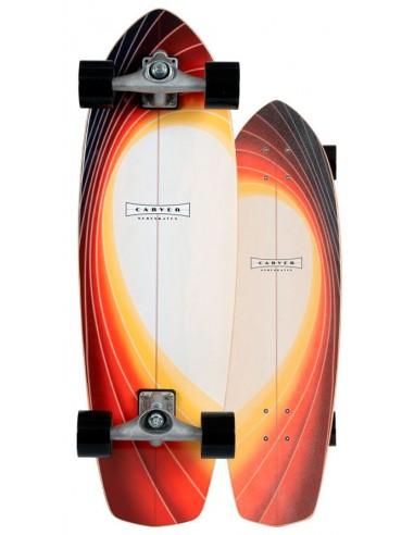 """2020   carver glass off 32""""   surf skate"""