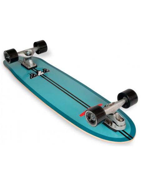 """Comprar 2020   carver tyler """"777"""" 36.5""""   surf skate"""