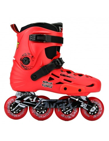 patines micro mt plus 2018 red   patines freeskate