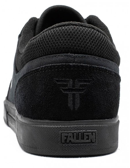 Oferta fallen patriot full black  | skate shoes