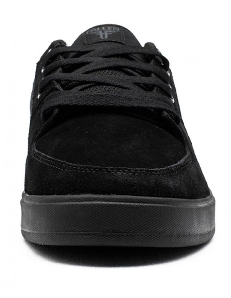 Tienda de fallen patriot full black  | skate shoes