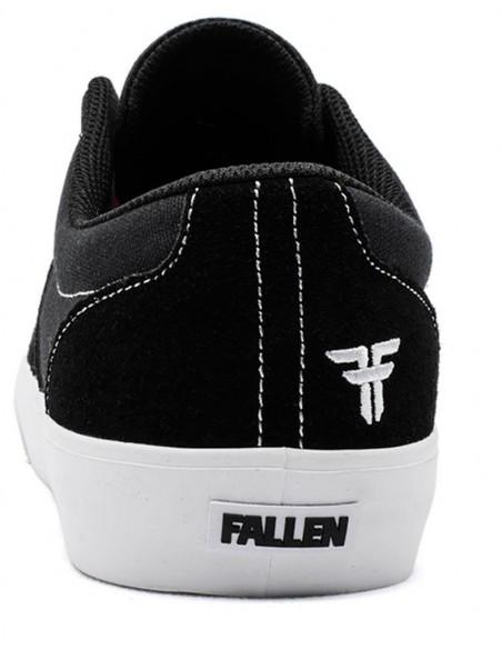 Oferta fallen phoenix black white   zapatillas de skate