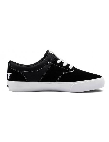 Tienda de fallen phoenix black white | skate shoes