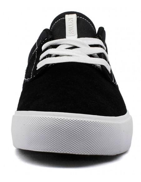 Producto fallen phoenix black white | skate shoes