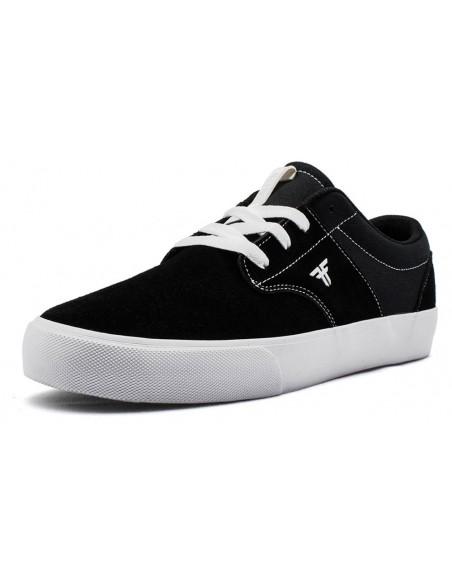 Adquirir fallen phoenix black white | skate shoes