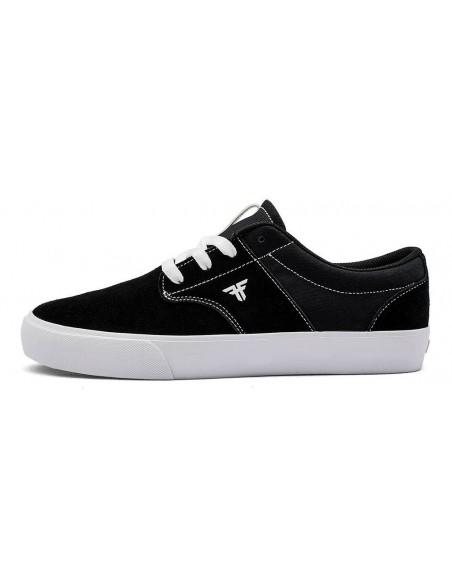 Comprar fallen phoenix black white   zapatillas de skate