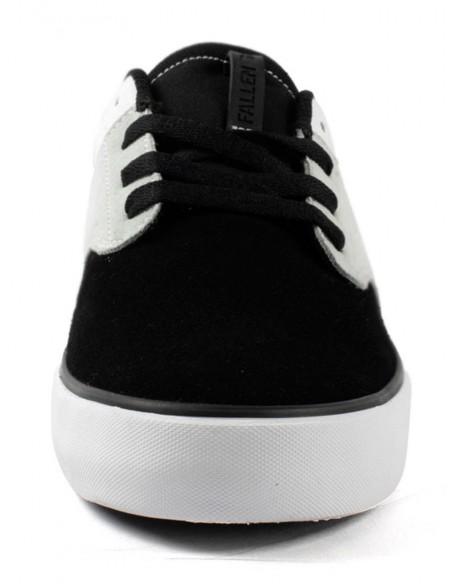Tienda de fallen phoenix black natural white | skate shoes