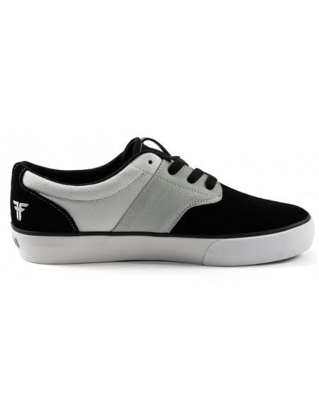 Producto fallen phoenix black natural white | skate shoes
