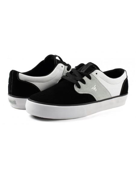fallen phoenix black natural white | skate shoes