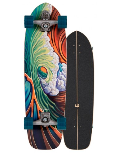 "carver greenroom 33.75"" | surf skate | 2020"