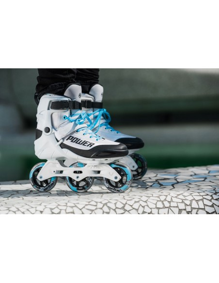 Comprar powerslide phuzion skates radon freeze 90