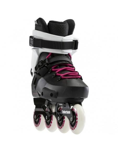 Venta rollerblade skates twister edge w | black-magenta