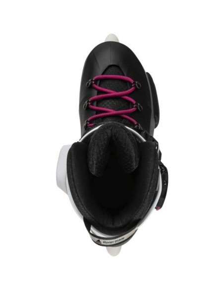 Producto rollerblade skates twister edge w | black-magenta