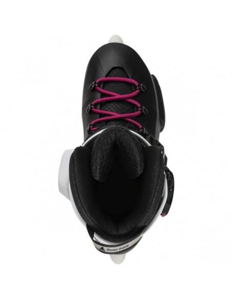 Producto rollerblade twister edge w | negro-magenta