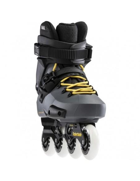 Venta rollerblade twister edge | antracita-amarillo