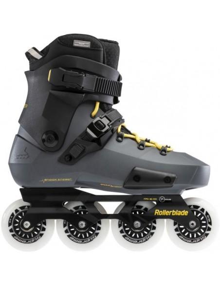 Comprar rollerblade skates twister edge | anthracite-yellow