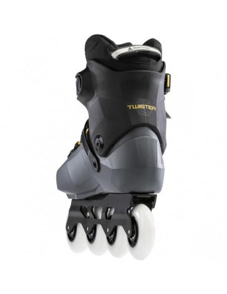 Tienda de rollerblade skates twister edge | anthracite-yellow