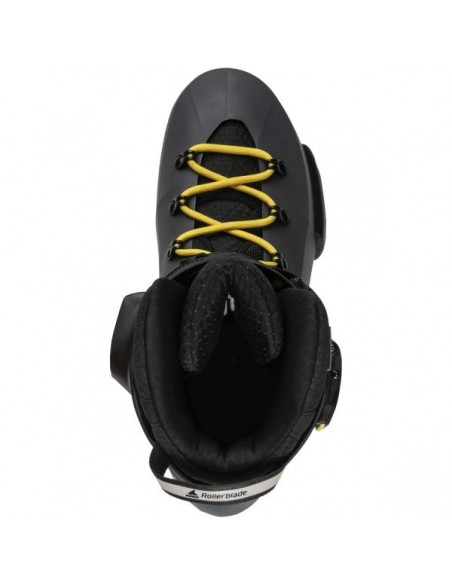 Producto rollerblade skates twister edge | anthracite-yellow