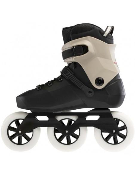 Oferta rollerblade skates twister edge 110 3wd | black-sand
