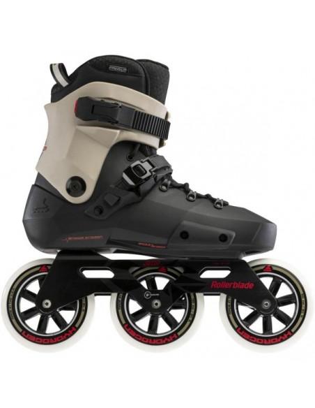 Comprar rollerblade skates twister edge 110 3wd | black-sand